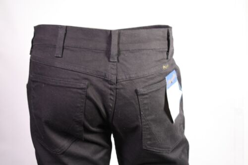 Nouveau L34 40 X5 Regular W31 Jeans Stretch Wrangler 2rrz Tapered Homme Noir 6AnaqPRT