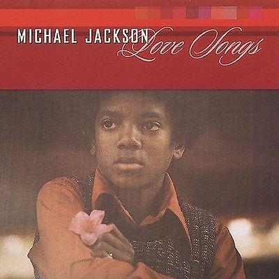 Michael Jackson - Love Songs (CD, Jan-2002, Motown)