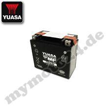 Batterie YUASA YTX20L-BS, 12V/18AH (Maße: 175x87x155)