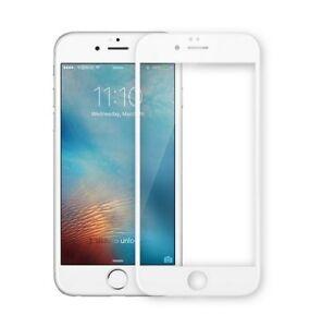 iPhone-6-PLUS-Schutzglas-3D-FULL-COVER-Panzerfoli-Weiss-Screen-CURVED-Folie-Weiss