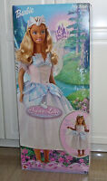 Mattel My Size Barbie Odette Swan Lake Doll Large 3 Feet Outfit Wings 2003