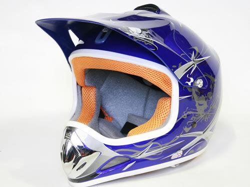 Motocross Crash HELMET PRO For Mini Moto Quad Helmet Green Blue Orange Red
