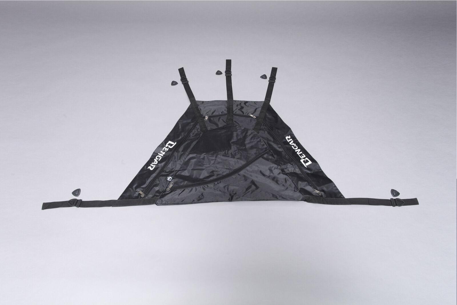 Bugtasche L für 145-170cm breite SchlauchStiefele inkl. Halterungen (L-320, N-320)