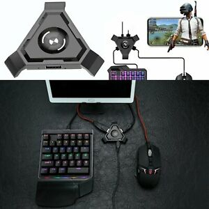 PUBG Mobile Game Support Console Keyboard Mouse Converter