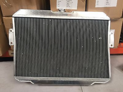 CXRacing OPEN BOX Radiator For Mitsubishi Starion Dodge Plymouth Conquest