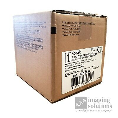 "CK9057 1 roll of paper /& ribbon per boX Mitsubishi 9000 Series 5x7/"" Print Kit"