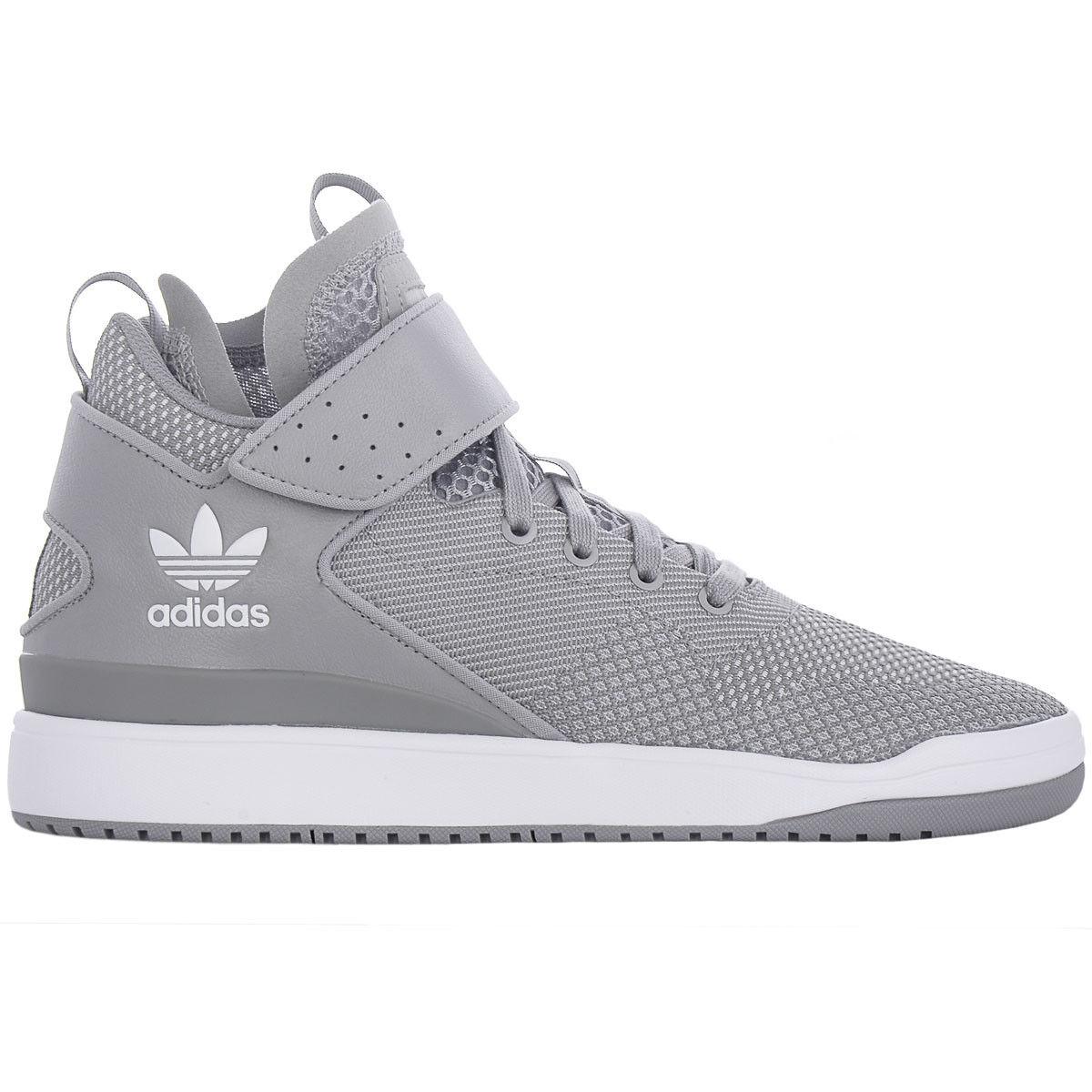 adidas Originals Vertias-X Weave Schuhe Grau Herren Sneaker Basketball S75645