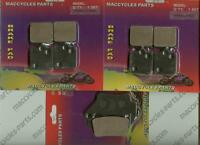 Ducati Disc Brake Pads 999 S 2007 Front & Rear (3 Sets)