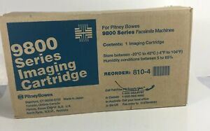 New-Pitney-Bowes-810-4-Imaging-Cartridge-For-9800-Series-Fax-Machine