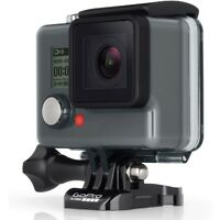 Go Pro Hero + Lcd Built-in Touch Lcd Full Hd Brand Action Cam Genuine Gopro