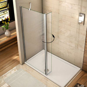 Image Is Loading Walk In Shower Enclosure Wet Room Screen Amp
