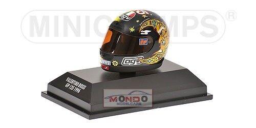 Casco Agv Rossi Gp 125 1996 Minichamps 1:8 397960046 Model