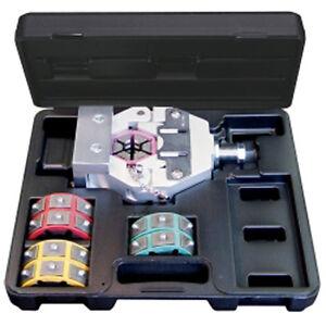 Hand Tools Mastercool 71550 Basic Ac Hose Crimper Kit Automotive
