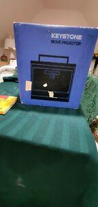 VINTAGE KEYSTONE SUPER 8 MOVIE PROJECTOR WORKING!!!