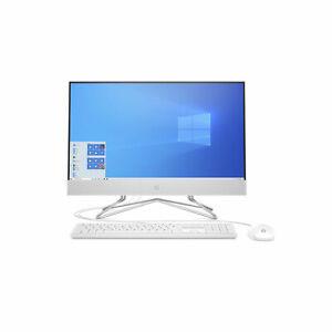 HP All in One 23,8 Zoll Computer Intel Quad 3,2GHz 8GB RAM 256GB SSD Windows 10
