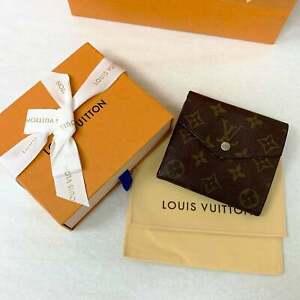 Louis-Vuitton-Elise-Wallet-Compact-Zippy-Sarah-Pochette-Speedy-LV-Alma-AUTHENTIC