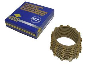 FCC-KIT-DISCHI-FRIZIONE-GUARNITI-HONDA-CR-125-1981-1986