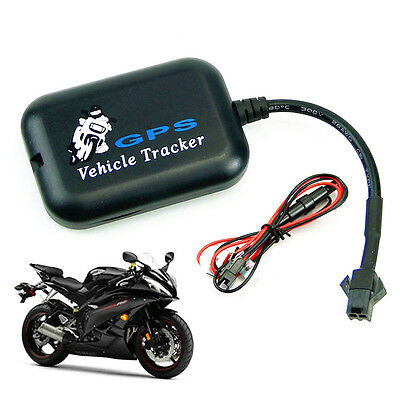 Real Time Tracker GSM/GPRS/GPS Tracking Device for Car Vehicle Motorcycle Bike