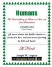 Humans: The Untold Story of Adam and Eve and Their Descendants by Joseph Marie Luguya (Paperback / softback, 2015)