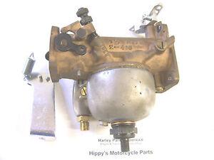 HARLEY-DAVIDSON-KNUCKLEHEAD-PANHEAD-M74B-LINKERT-CARBURATOR
