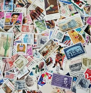 1000s-DIFFERENT-OLD-NEW-USA-Only-Stamps-Collection-Lot-Pack-of-100