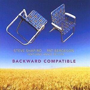 Pat-Bergeson-amp-Steve-Shapiro-CD-Backward-Compatible-Apria-2009-Like-New