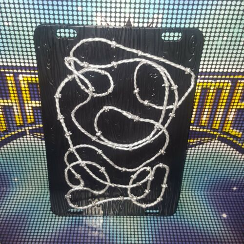 Ringside Collectibles Accessories WWE Wrestling Figures Barbed Wire Board