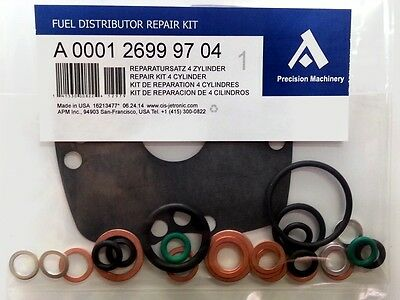 0438101012 Repair Kit for Bosch Fuel Distributor Mercedes-Benz 190//260//300 E//CE