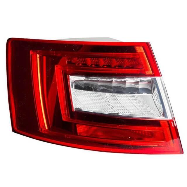 Skoda Octavia - Hella 2SK 011 082-091 Left Passenger Side NS Rear Light Lamp