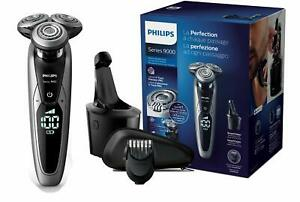 Philips-Series-9000-S9711-32-Machine-of-Shaving-with-Heads-of-8-Address
