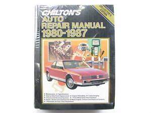 Chilton's Auto Repair Manual - books & magazines - by ...