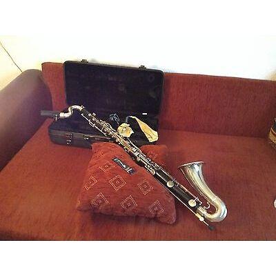 Bassklarinette Yamaha 221II, technisch einwandfrei