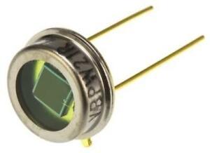 1-x-Vishay-BPW21R-Visible-Light-Si-Photodiode-50-Light-Meter-Detector-Eye-TO-5