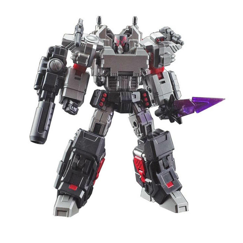 servicio considerado Transformers Iron Factory if ex-36 ex-36 ex-36 the Tyrant Megatron Acción Figura regalo  comprar nuevo barato