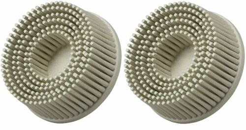 Size 120 2 3M-18733 Roloc Bristle Disc Grade Pack of 2