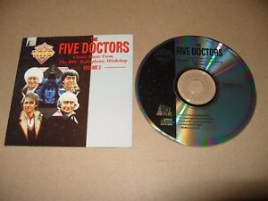 BBC-Radiophonic-Workshop-Doctor-Who-The-Five-Doctors-Classic-Music-From-cd
