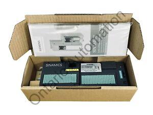 Siemens 6SL3 244-0BB12-1FA0 6SL3244-0BB12-1FA0 SINAMICS Control Unit CU240E-2 PN