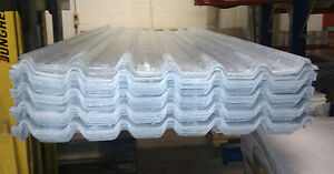 GRP-GLASSFIBRE-ROOFLIGHTS-EUROCLAD-32-1000F-PROFILE-VARIOUS-LENGTHS