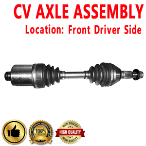Front Driver Side CV Axle Shaft For CHEVROLET MALIBU 1997-1905