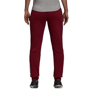 big sale 9cbc2 0e3b6 Caricamento dellimmagine in corso Adidas-Pantaloni-Donna-Atletico- Essentials-Lineare-Pantaloni-da-