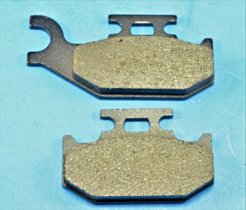 Rear Brake Pads for YAMAHA Rhino 660//YXR660F//YXR//660F 2004-2007
