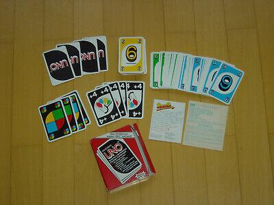 UNO Kartenspiel Familienspiel Gesellschaftsspiel Reisespiel Partygame Mattel