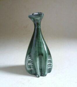 100% Vrai Parkinson Pottery Porcelain Cat Pepper Pot. Années 1950 Vintage-afficher Le Titre D'origine