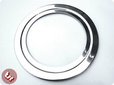 "VESPA 10"" Front Wheel Chrome Drum Brake Back Plate"