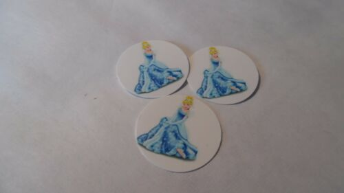Pre Cut One Inch Bottle Cap Images Cinderella  Free Shipping