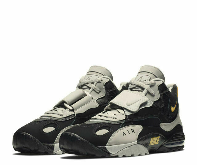 Size 6 - Nike Air Max Speed Turf Black Grey for sale online   eBay