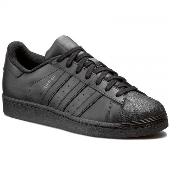 Adidas Superstar Noir Noir For Men