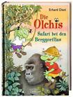 Safari bei den Berggorillas / Die Olchis-Kinderroman Bd.8 von Erhard Dietl (2014, Gebundene Ausgabe)