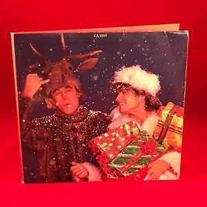 Wham Last Christmas.Details About Wham Last Christmas 1984 Uk 7 Vinyl Single Excellent Condition George Michael