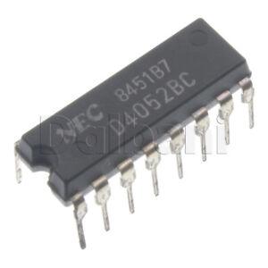UPD4052BC-Original-NEC-Integrated-Circuit